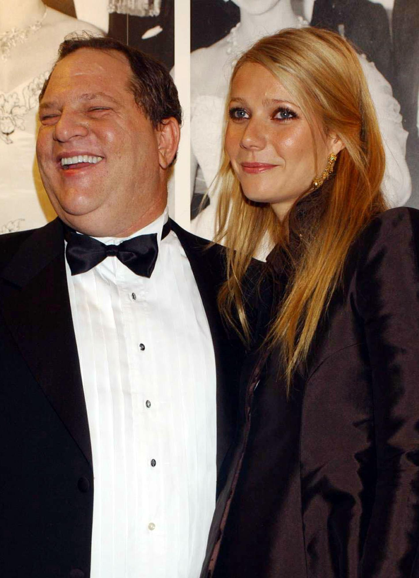 Harvey Weinstein Accused Of Rape By Actress In La As
