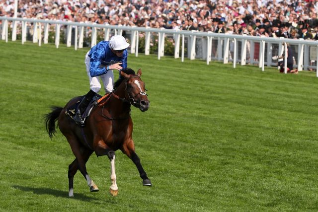 Ulysses To Bypass Champion Stakes And Go Directly To Breeders' Cup Turf