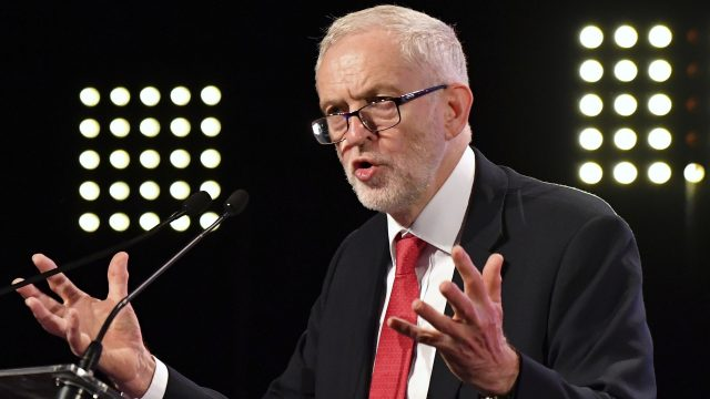 Jeremy Corbyn condemned remarks made by Labour MP Clive Lewis as