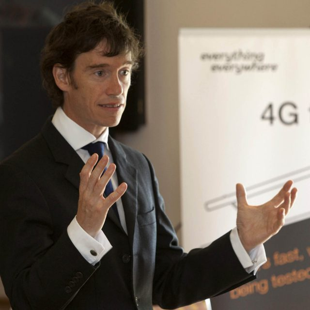 International development minister Rory Stewart