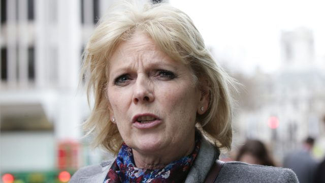Anna Soubry asked the Prime Minister if she was ready ready to rule out a no deal