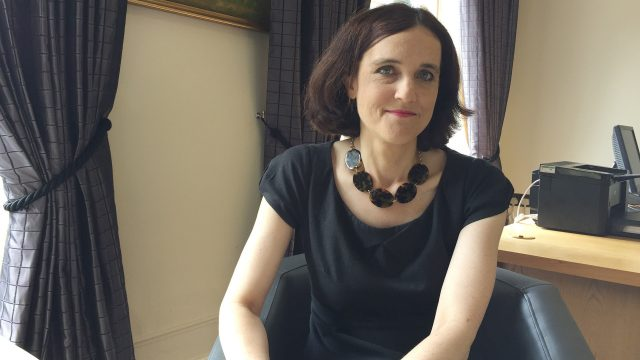 Theresa Villiers shared her experienced of sexual harrassment