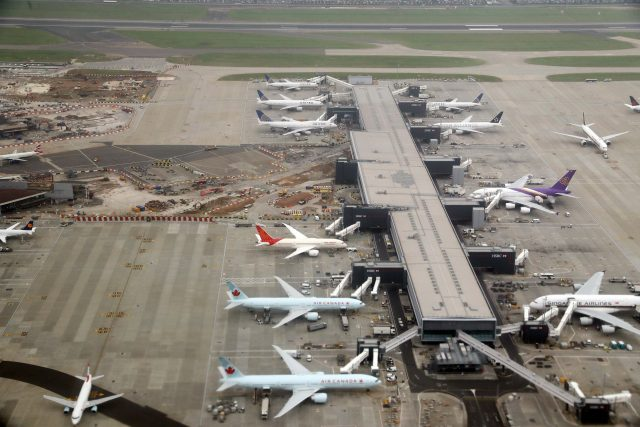 Extra capacity at an expanded Heathrow would be full after just three years according to the latest figures.