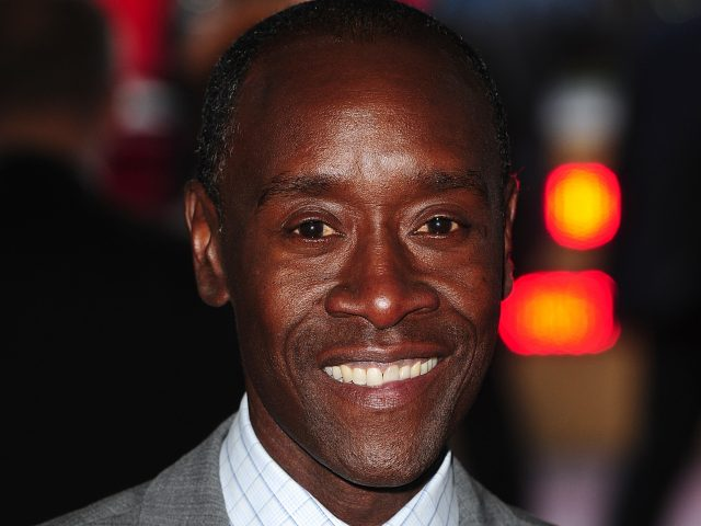 Actor Don Cheadle has also contributed to the fund
