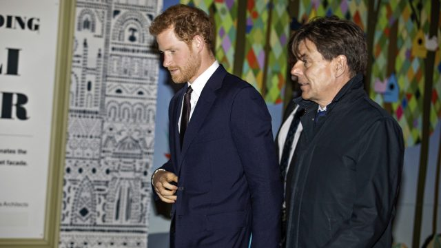 Meghan Markle Is Reportedly Moving In With Prince Harry Next Month