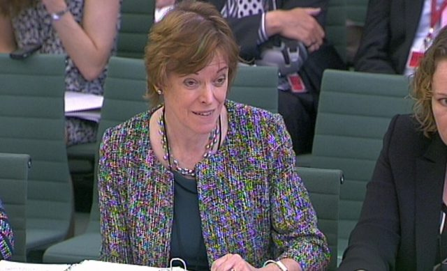 HM Chief Inspector of Probation Dame Glenys Stacey