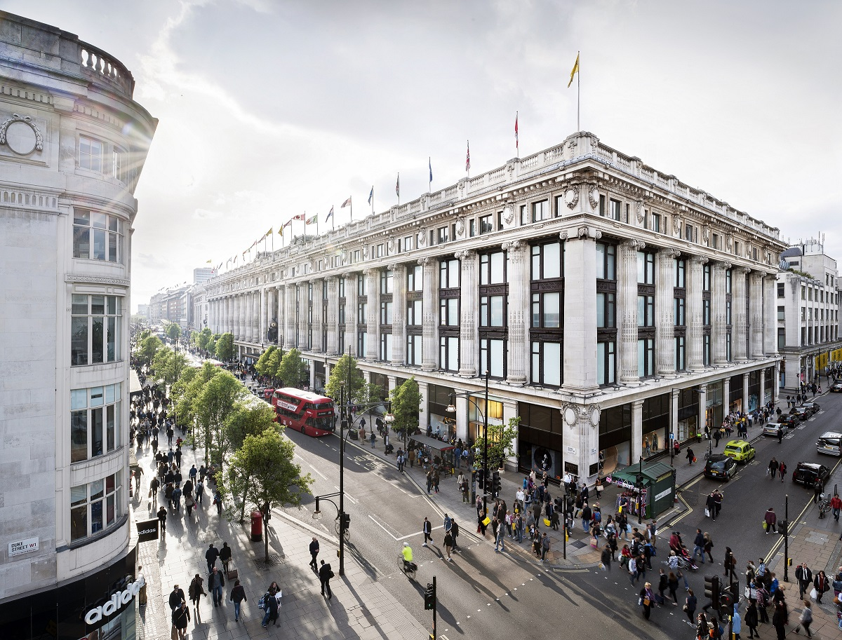 f0cb5b6814cd8 Selfridges says sales rose 16% in the 12 months to the end of January ( Selfridges PA)