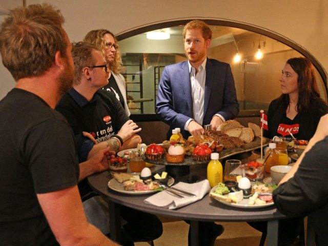 Harry tours the Hellerup bakery