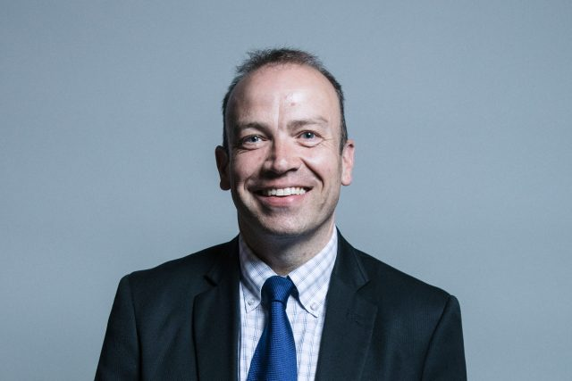 Tory MP Chris Heaton-Harris