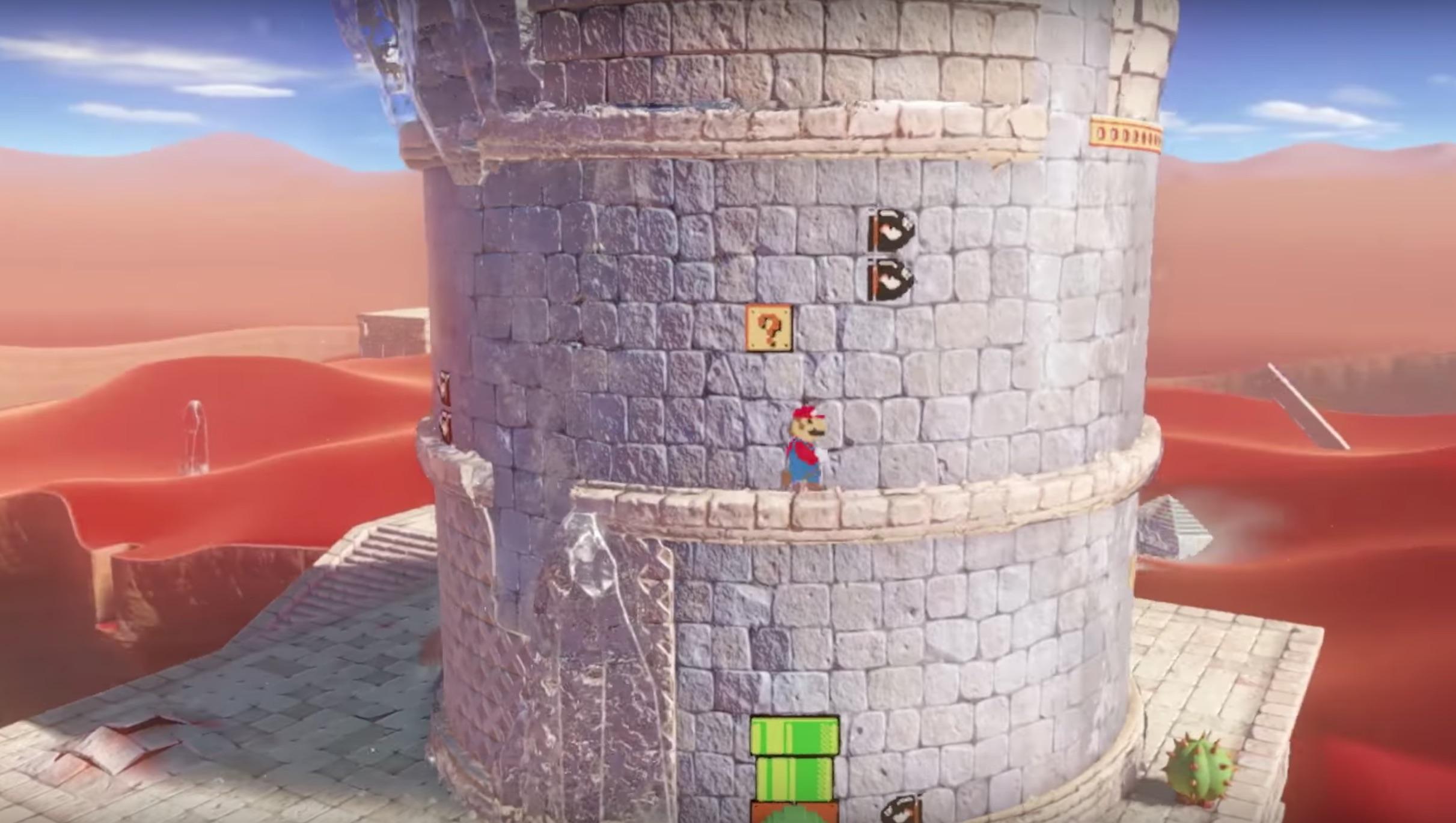 Review Super Mario Odyssey Enhances Mario S Legacy The
