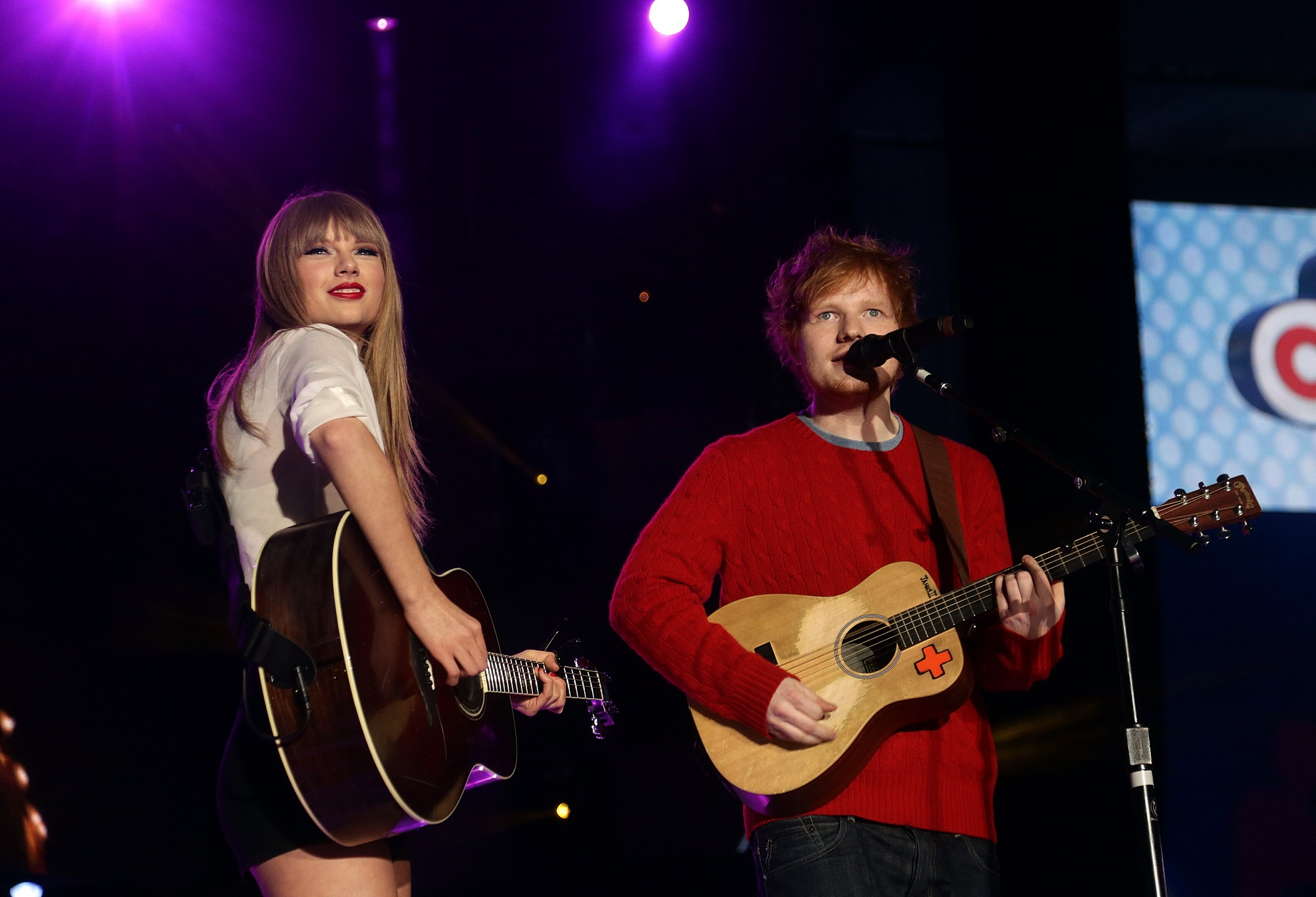 has taylor swift dating ed sheeran Reputation has brought up a lot of surprising questions for fans the songs about  taylor swift's exes, doomed romances, and torrid affairs have.