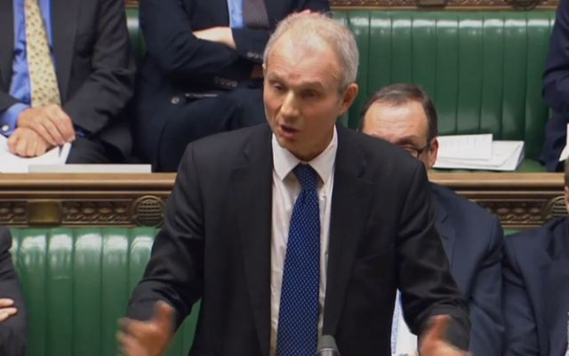 David Lidington, the Secretary of State for Justice