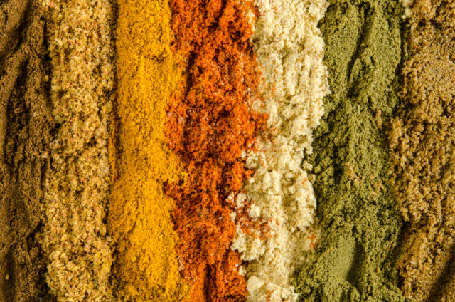 Generic photo of colourful plant powders (Thinkstock/PA)