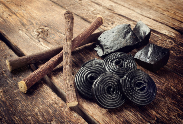 Generic photo of liquorice (Thinkstock/PA)