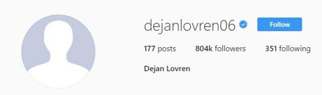 Dejan Lovren amended his profile following the defeat at Tottenham