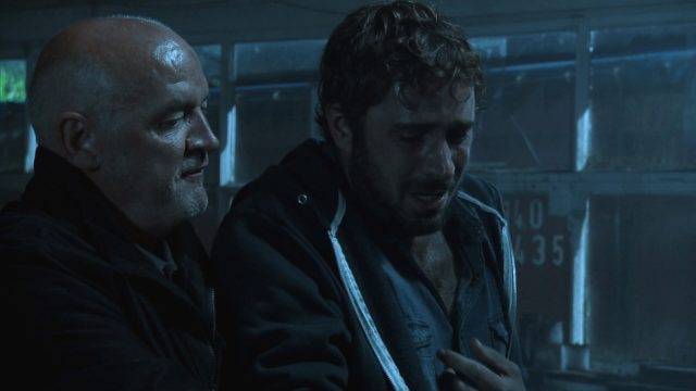 Dramatic scenes aired in Friday night's Coronation Street (ITV).