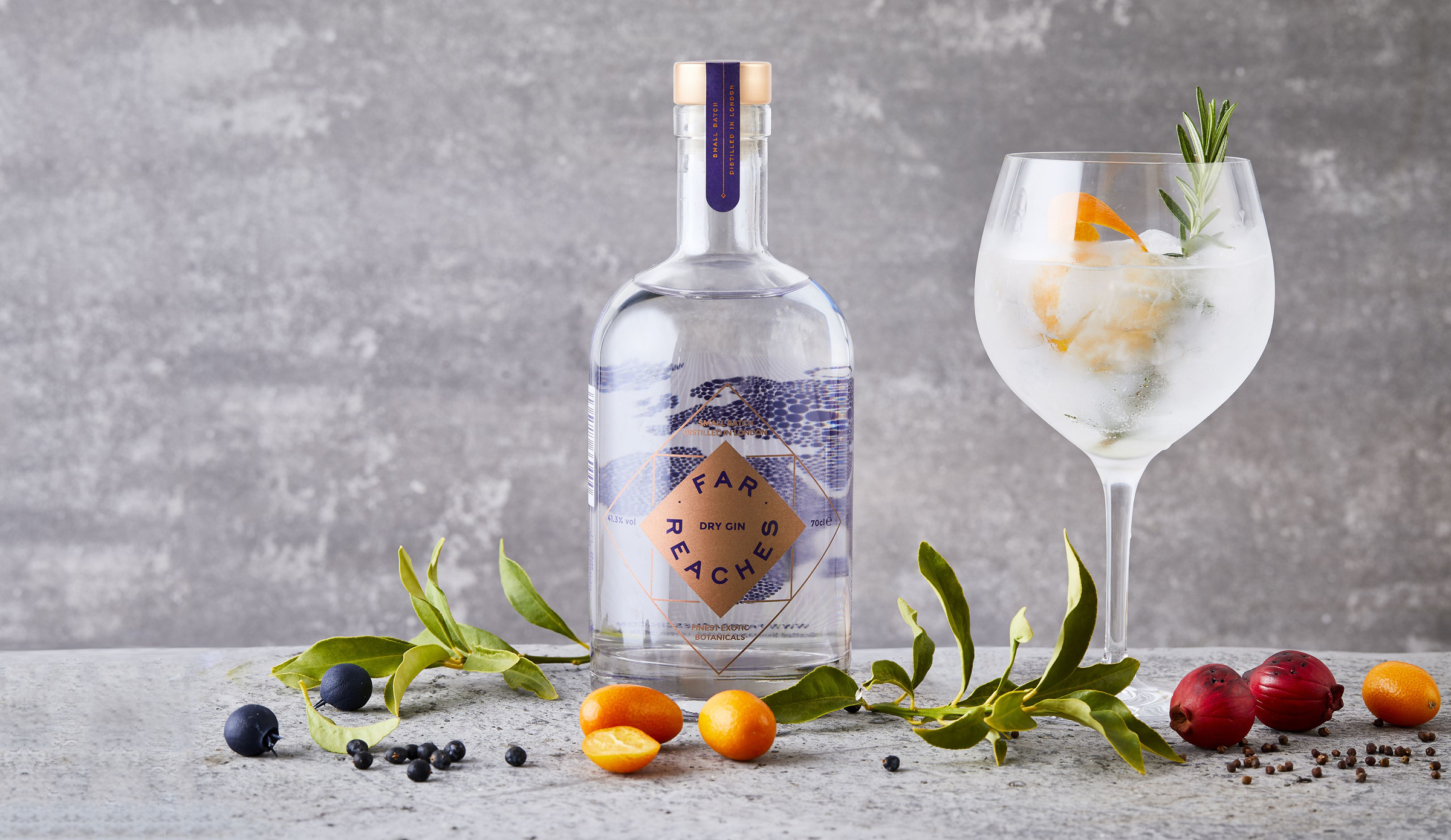 Far Reaches Gin (Far Reaches Gin/PA)