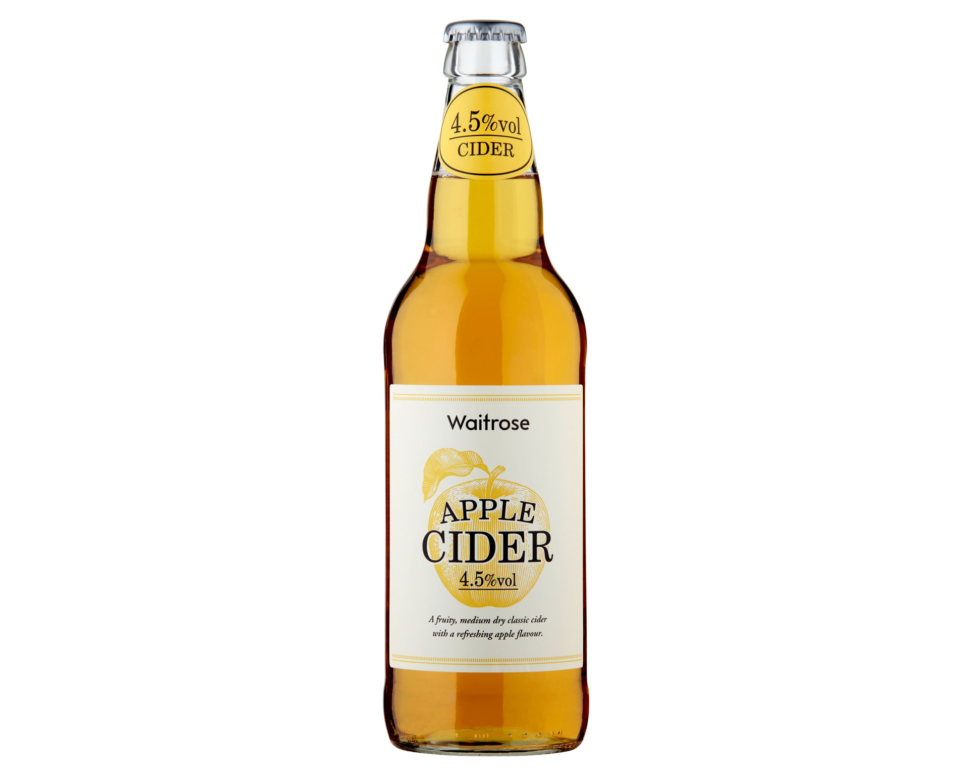 Waitrose Apple Cider (Waitrose/PA)
