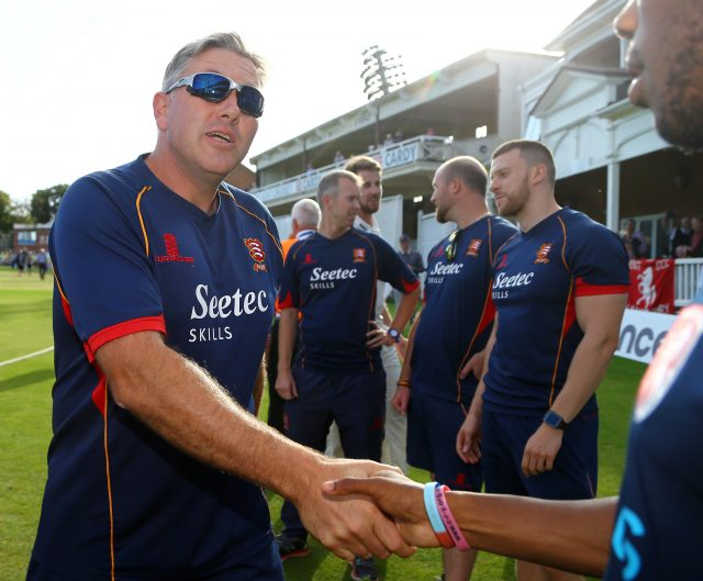 Essex coach Chris Silverwood is joining England (Gareth Fuller/PA)