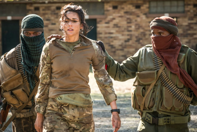 Michelle Keegan returns as Corporal Georgie Lane as Our Girl journeys to Nigeria.