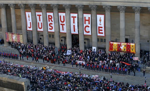 Hillsborough report by Bishop urges change of attitude