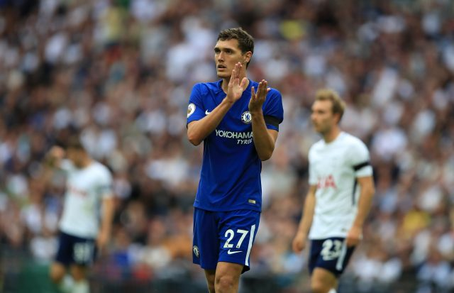 Inter Milan are reportedly interested in Andreas Christensen (Mike Egerton/PA)