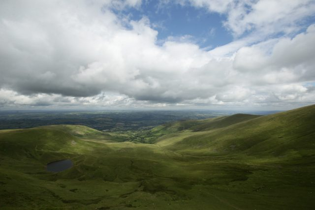 The Brecon Beacons