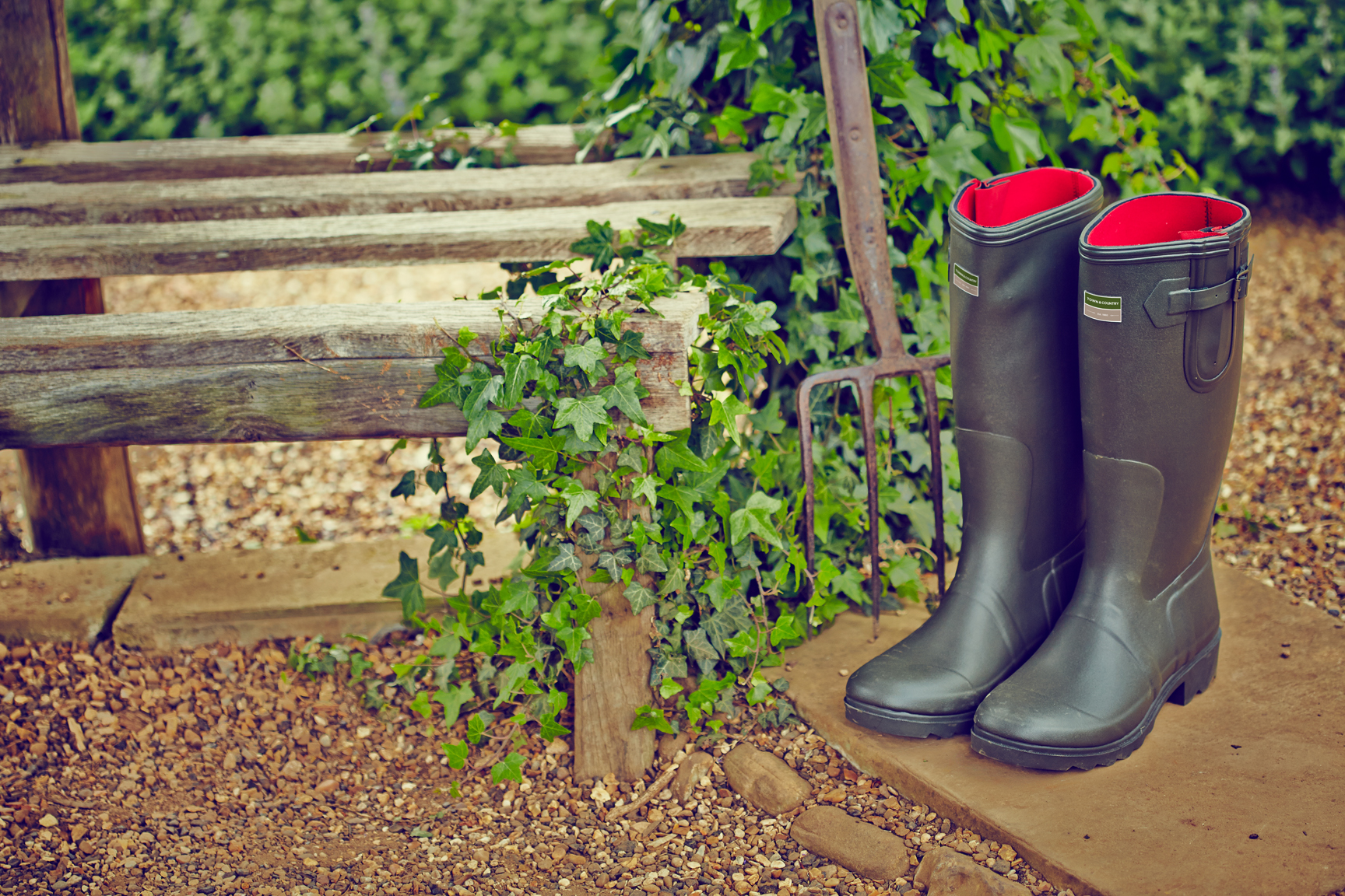 Rutland wellies (Town & Country/PA)