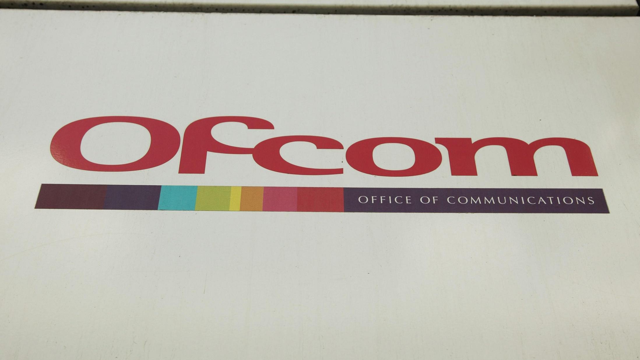 Ofcom (Yui Mok/PA)