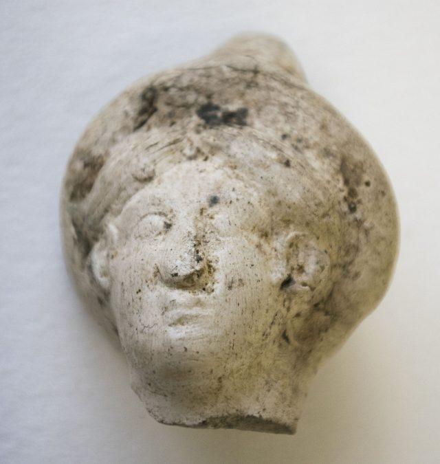 Roman sculpture of the goddess Venus