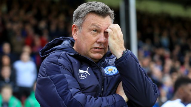 Former leicester City manager Craig Shakespeare could be Sam Allardyce's assistant