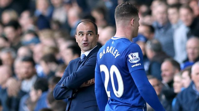 Former Everton boss Roberto Martinez says the new manager at Goodison Park needs to be experienced