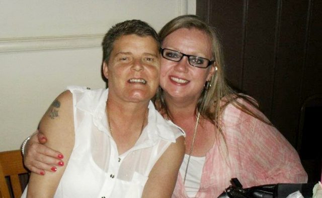 Clare Haslam, 44, and Deborah Clifton, 49
