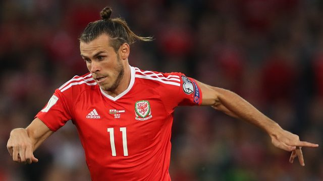 Gareth Bale will once again be missing for Wales because of injury