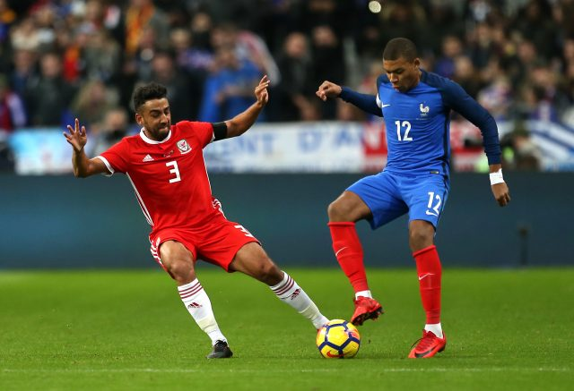 Kylian Mbappe performed well for France