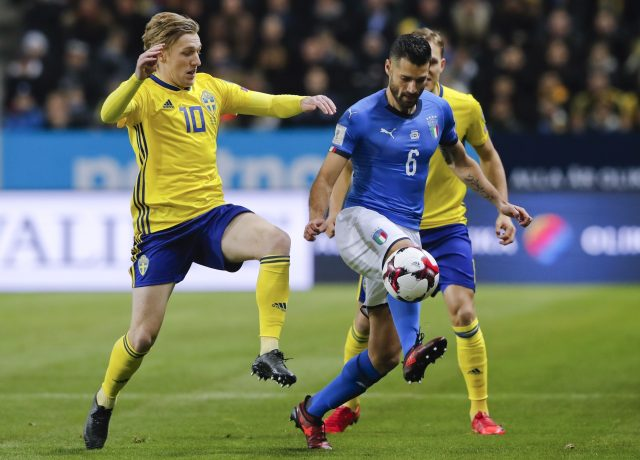 Emil Forsberg needs to give more for Sweden