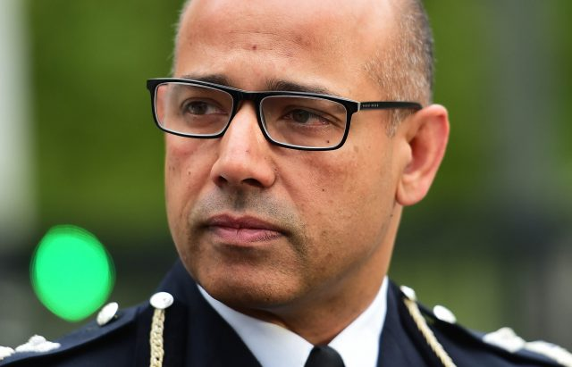 Neil Basu, who is the national lead for counter-terrorism policing