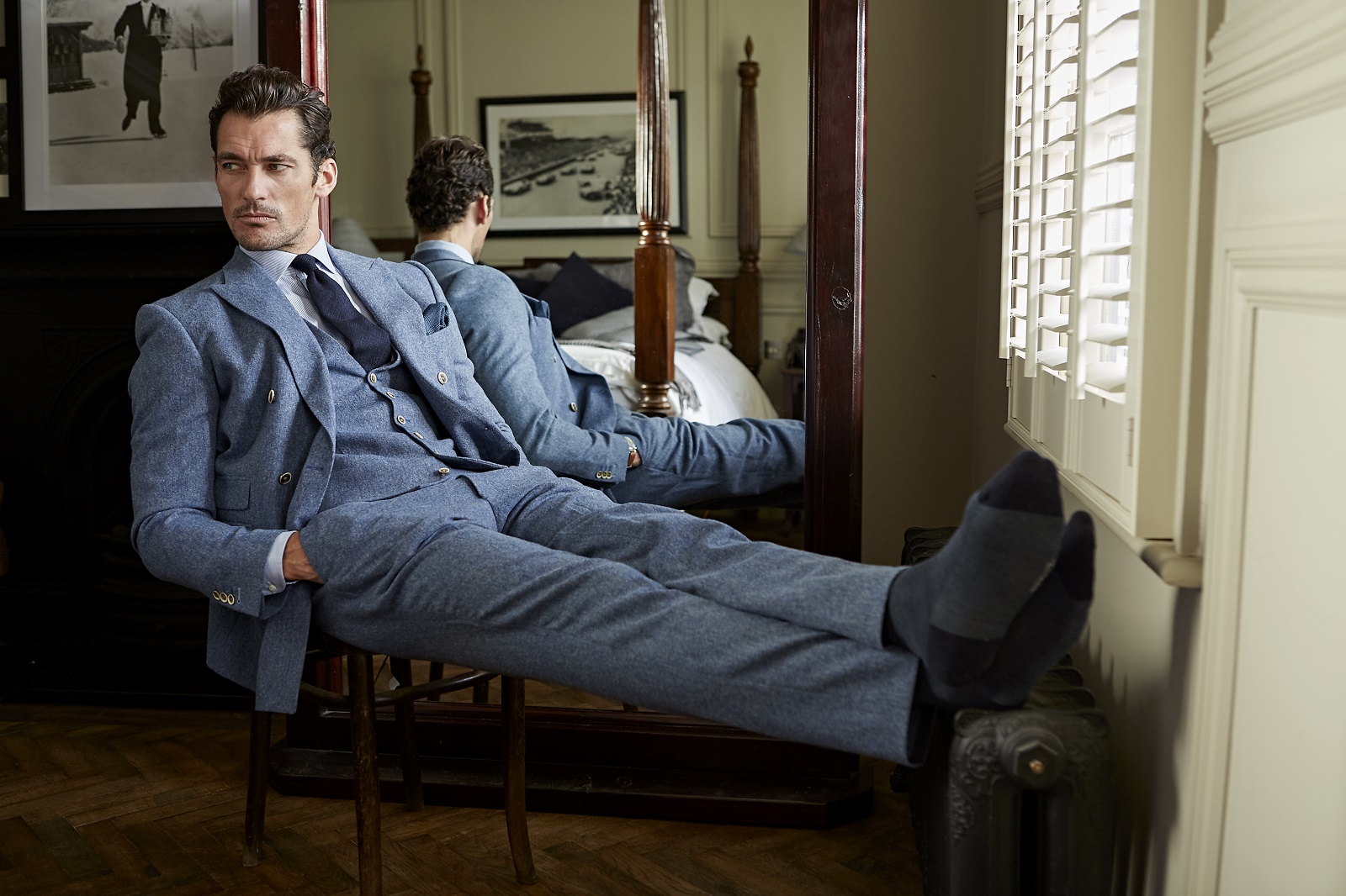 David Gandy (Philip Panting)