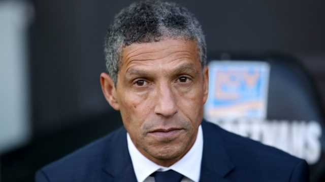 Chris Hughton guide Brighton to their first ever promotion to the Premier League
