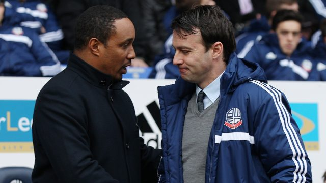 Paul Ince was last in charge of Blackpool