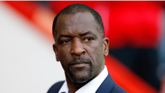 Chris Powell has been in charge of Huddersfield and Charlton and was also caretaker manager at Leicester City and Derby County