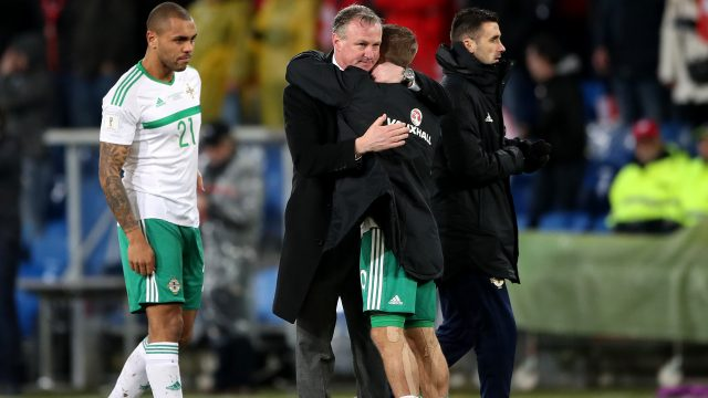 Michael O'Neill has been linked to a number of jobs including Sunderland and Scotland
