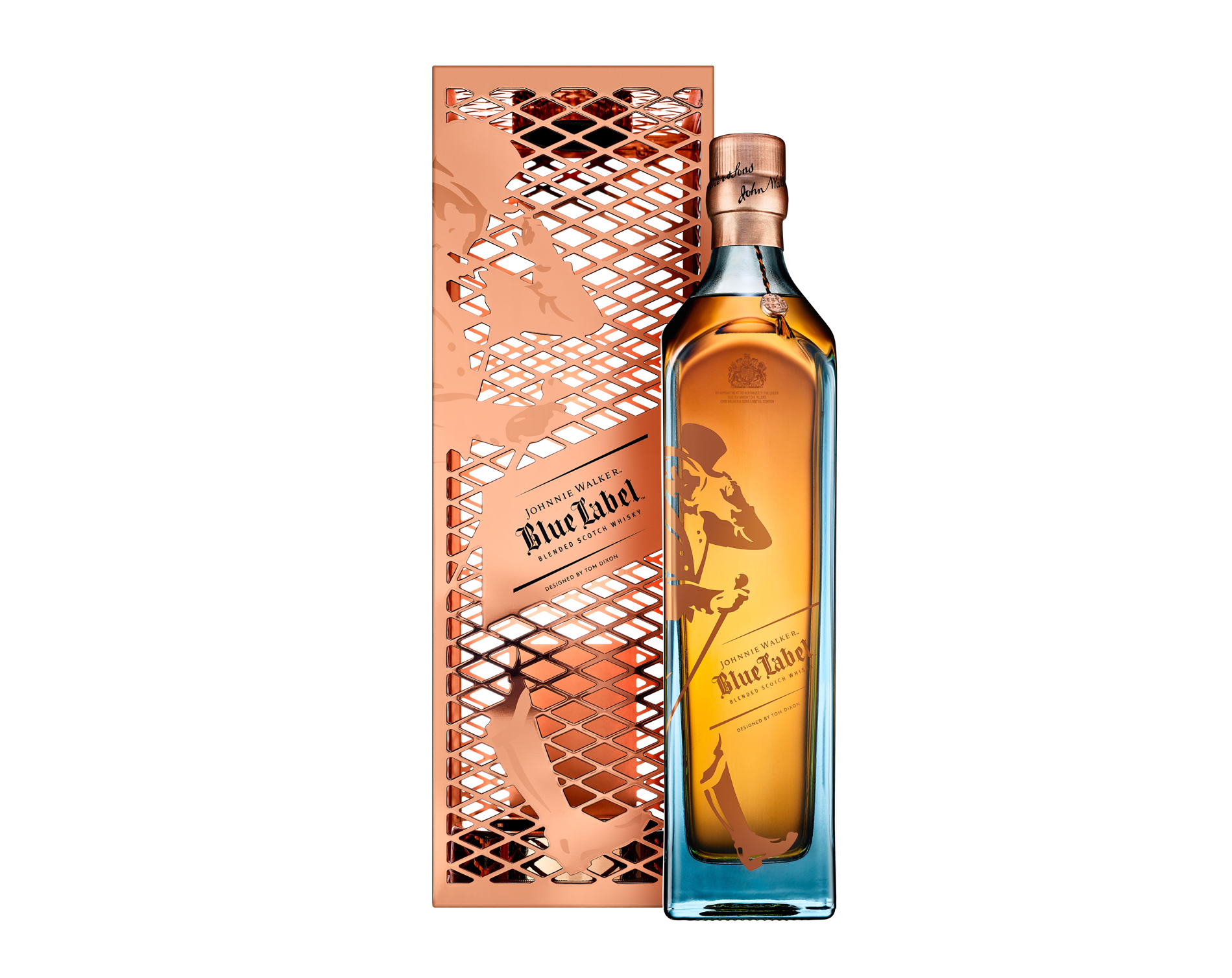 Johnnie Walker Blue Label Capsule Series By Tom Dixon (Johnnie Walker/PA)