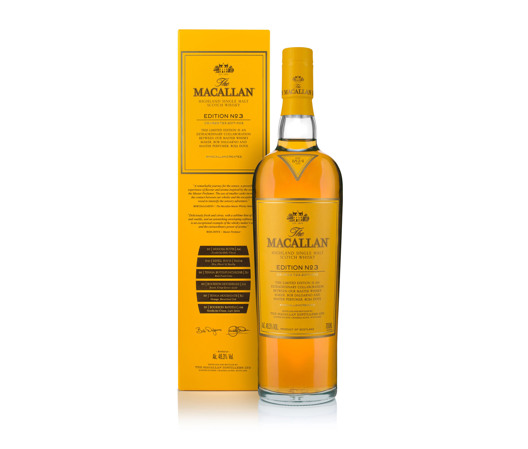 The Macallan Edition No 3