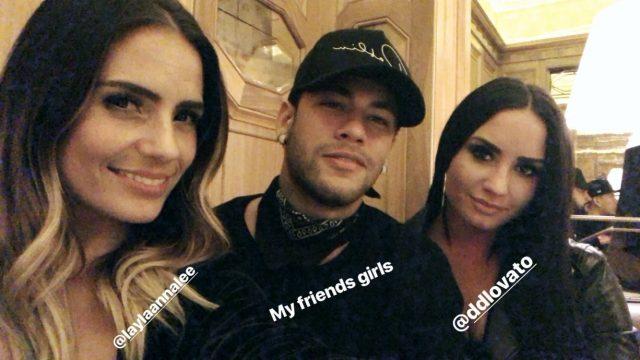 (Neymar/Instagram)