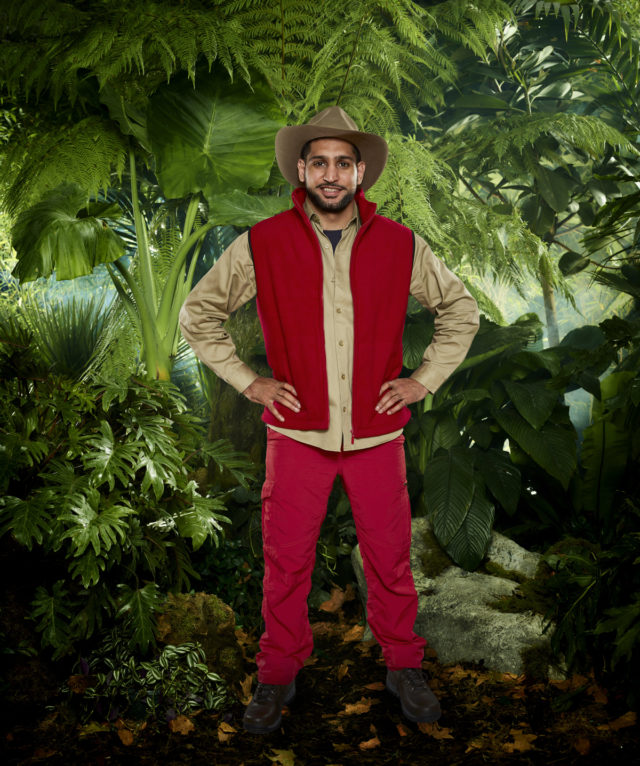 Amir Khan tweet resurfaces calling I'm A Celebrity a show for 'has-beens'