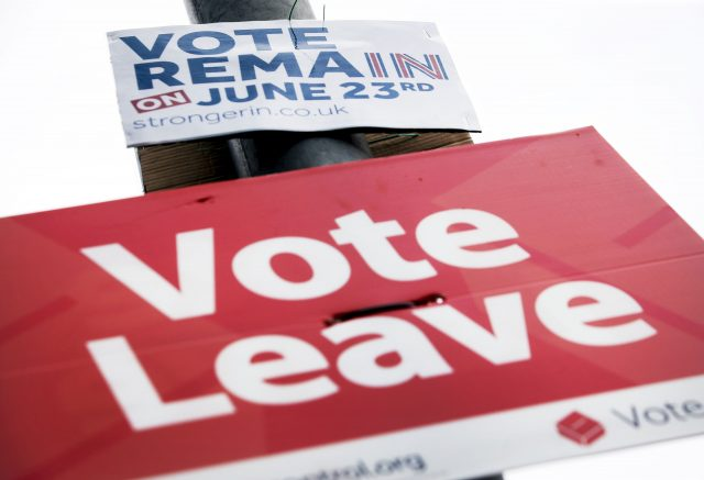 Vote Leave Might Have Broken Election Spending Laws During The EU Referendum