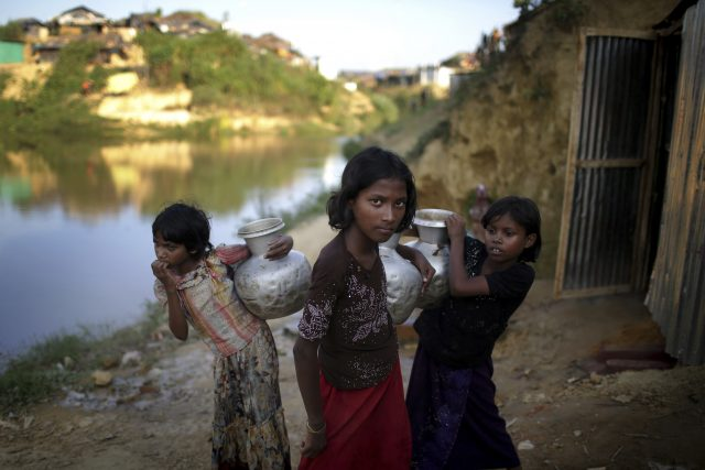 USA finally calls out Myanmar's ethnic cleansing