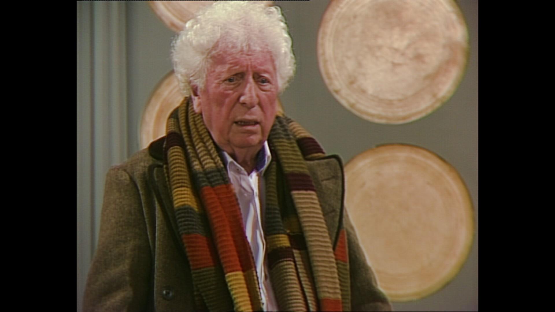 Tom Baker returns for 'lost' episode of Doctor Who