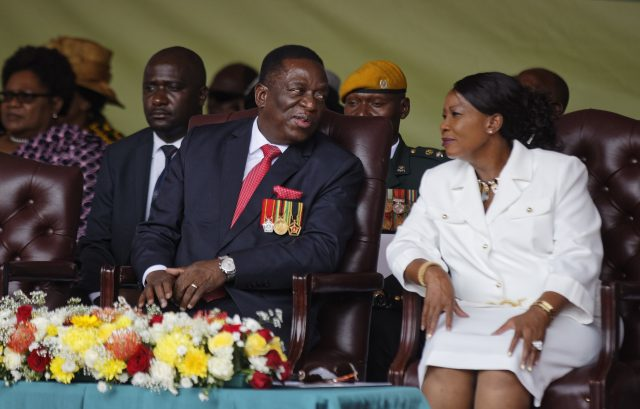 Mr Mnangagwa, a former justice and defence minister, was a key Mugabe confidant for decades (Ben Curtis/AP)